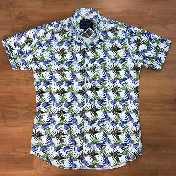 Camisa, Verano, M, Nueva