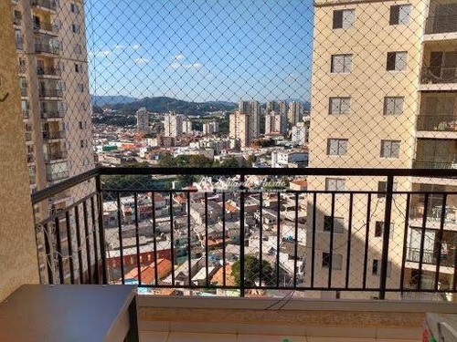 Apartamento Com 2 Dormitórios À Venda, 64 M² Por R$ 335.000,00 - Picanco - Guarulhos/sp - Ap0013