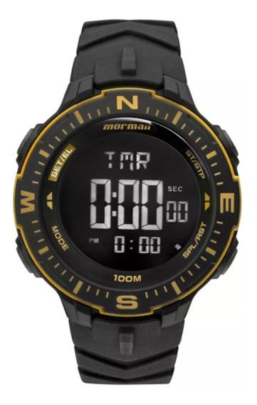Relógio Masculino Mormaii Action Monk005/8d Preto