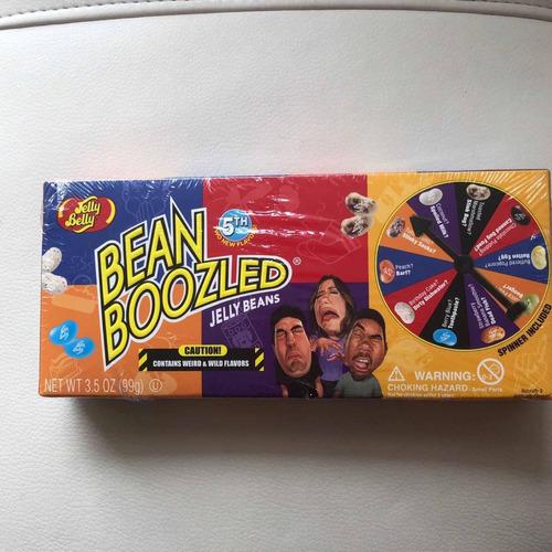 Jelly Beans Reto Bean Boozled Caramelos Con Ruleta Juego Bz0
