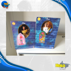 Barbie Bela E A Fera Beauty The Beast Disney Novo Raro