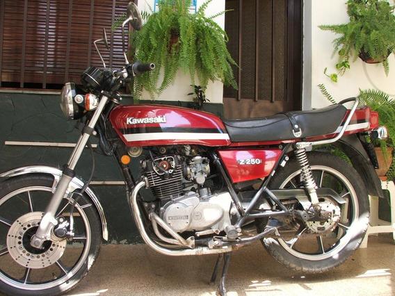 Kawasaki Z250 1982