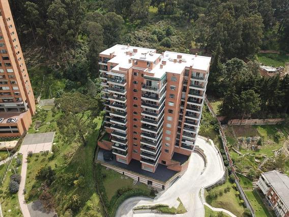 Apartamento Chapinero Alto Bogota - Gran Ubicación Y Vista