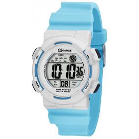 Relógio Masculino X-games Esportivo Xkppd023 Bxax Azul