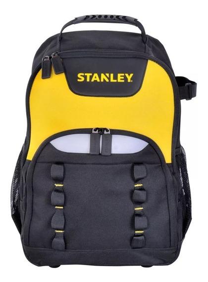 Mochila Para Ferramentas 16 Stanley Reforçada Promoção