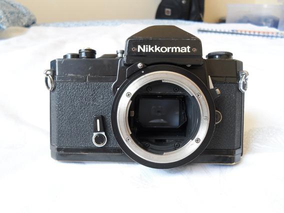 Máquina Fotográfica Nikkormat