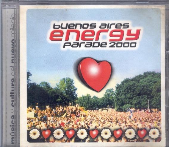 Varios Interpretes - Buenos Aires Energy Parade 2000 Cd