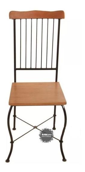 Cadeira Chácara Rústica Acabamento Primeira Linha Oferta