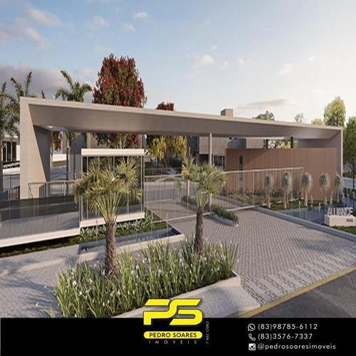 Casa Com 4 Dormitórios À Venda Por R$ 1.068.000 - Ponta De Campina - Cabedelo/pb - Ca0800