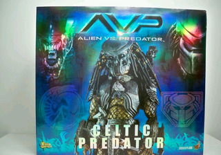Hot Toys Celtic Predator