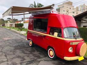 Kombi Food Truck - Pronta Para Trabalhar!