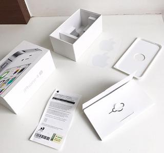 Caixa Vazia iPhone 4s Branco 8gb Gsm Mf264br/a