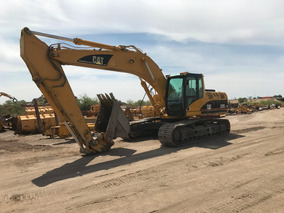 Excavadora Cat 325cl, Año 2004, 13,000 Horas, A/c