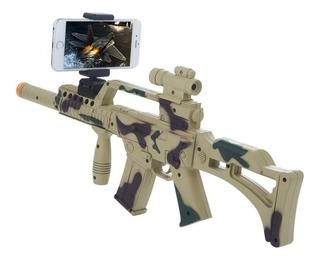 Pistola Celular Arma Realidad Aumentada Ar Bluetooth Joystic