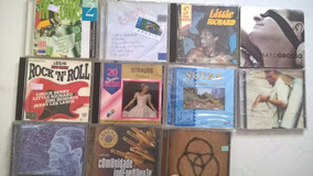 Lote Com 50 Cd´s-pop Mpb*rock Etc