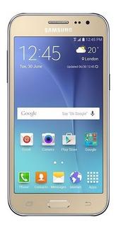 Smartphone Samsung Galaxy J2 Duos Quad Core - 100% Novo