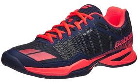 Tênis Babolat Jet Team All Court Men Blue Red Kevlar Tennis