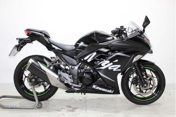 Kawasaki Ninja 300 Abs Special Edition 2018 Preta