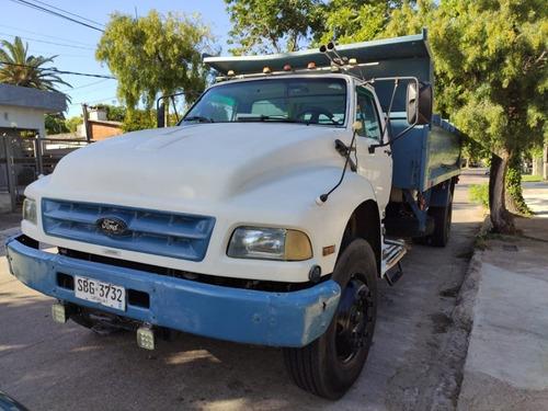 Ford 14000 Con Volcadora