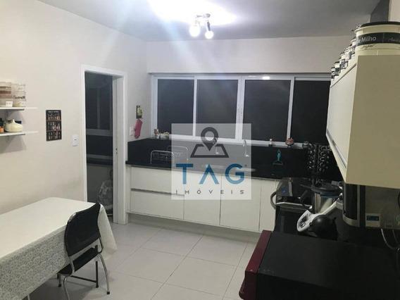 Apartamento Com 3 Dormitórios À Venda, 205 M² Por R$ 550.000 - Centro - Campinas/sp - Ap0354