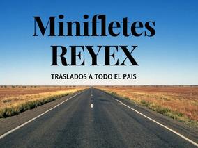 Mini Fletes Reyex,traslados Mascotas Y Cargas Generales!!!!