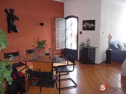 Imagem 1 de 16 de Sobrado Com 3 Dormitórios À Venda, 206 M² Por R$ 640.000 - Santana - São Paulo/sp - So31257v