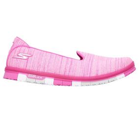 cee0b8c8157 Tênis Sapatilha Skechers Go Mini Flex 14009 Hpk Feminino
