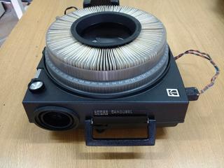 Proyector De Diapositivas Antiguo Kodak