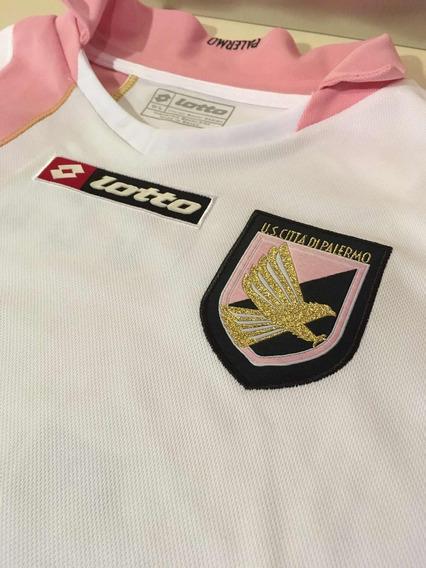 Camisa Palermo Miccoli 10 Original Lotto