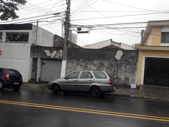 Terreno À Venda, 280 M² - Jardim Do Mar - São Bernardo Do Campo/sp - Te4173