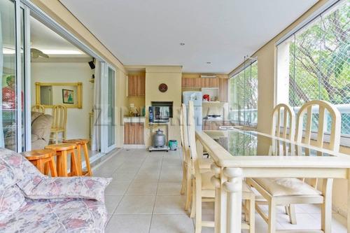 Imagem 1 de 15 de Apartamento - Vila Romana - Ref: 105888 - V-105888