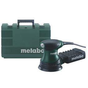 Lijadora Excéntrica 240w Circular Fsx 200 Metabo 609225500