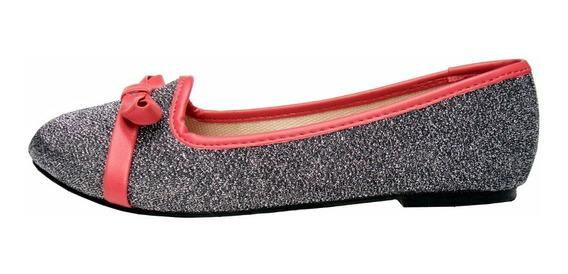 Zapatos Niña Infantil Balerina Singapur - Annik Flats