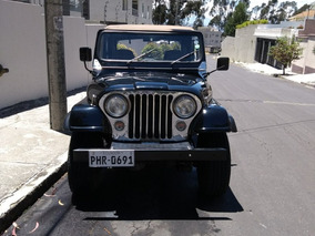 Vendo Jeep Cj7