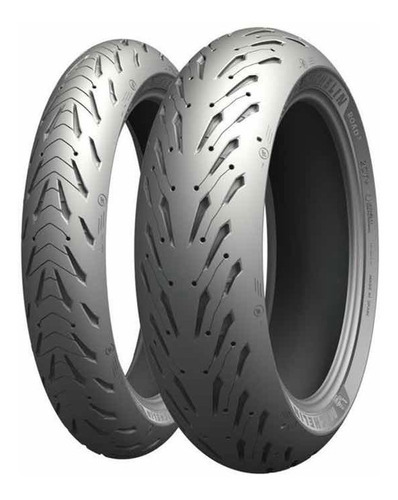 Par Pneu 120/70-19+170/60-17 Michelin Road 5 Trail Tiger1200