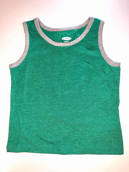 Musculosa Verde Old Navy