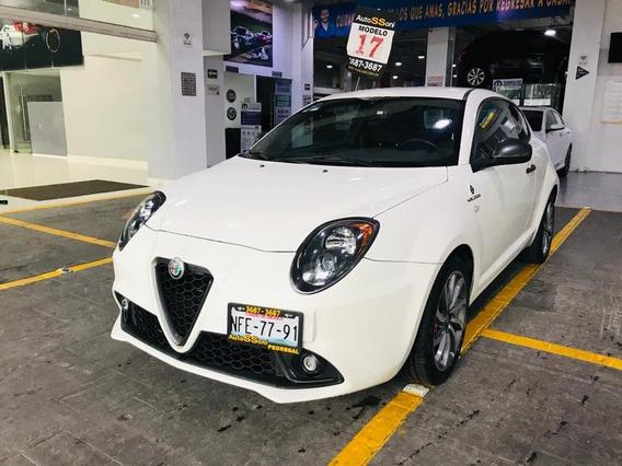 Alfa Romeo Mito Progression Luxury