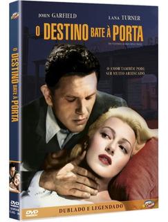 Dvd O Destino Bate A Porta - Classicline - Bonellihq I19