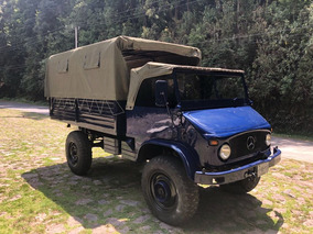 Flamante Unimog Mercedes Benz