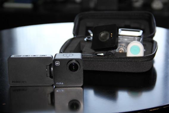 Câmera Mokacam 4k