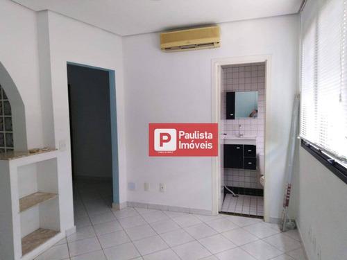 Conjunto Para Alugar, 40 M²  Campo Belo - São Paulo/sp - Cj1293