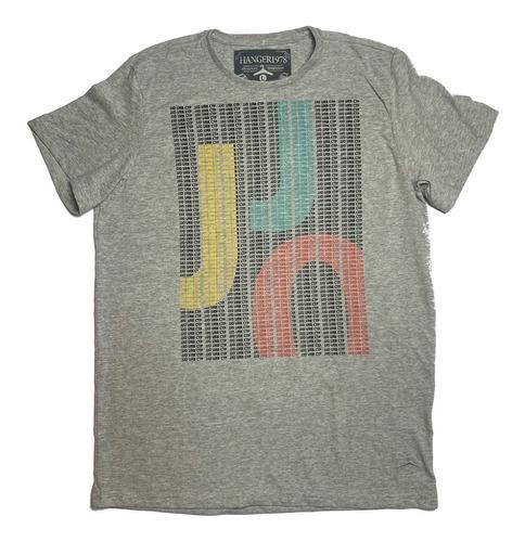 Camiseta Estampada Hombre Algodón Pima Original Hanger1978