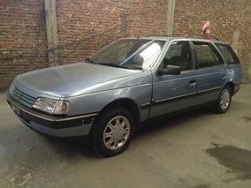 Peugeot 405 1.9 Gr Rural Con Gnc 1994 Permuto