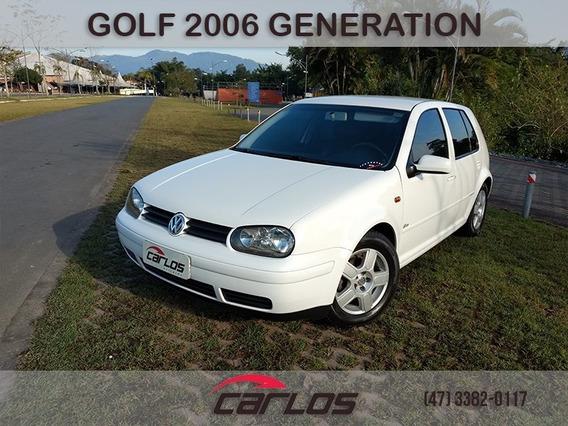 Volkswagen Golf 1.6 Mi Generation 8v Gasolina 4p Manual
