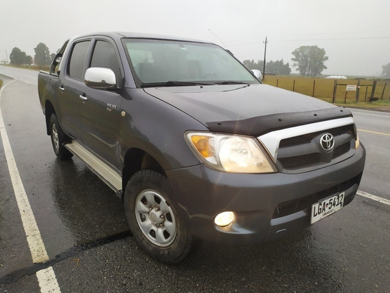 Toyota Hilux 2.5 Cab Doble 4x2 2008