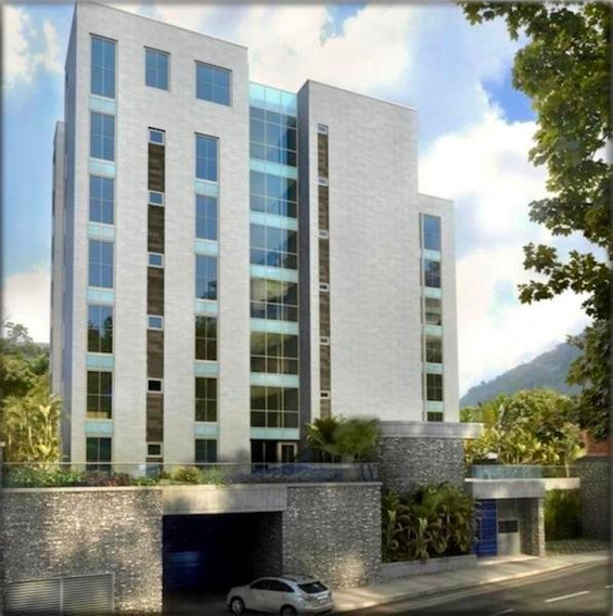 Apartamento En Las Mercedes Mls #18-7412
