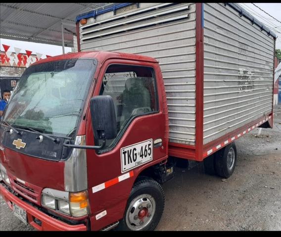 Chevrolet Nkr 2 Furgon 98