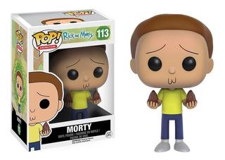 Morty De Rick And Morty Funko Pop Originales Collectoys