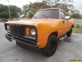 Dodge Ram Pick-up D-100
