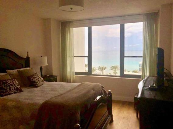 Increible Departamento Con Vista Al Mar En Miami